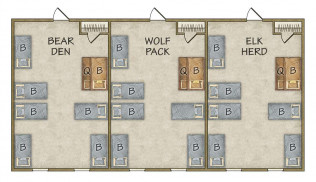Dorm Floor Plan