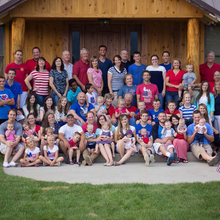 Idaho Family Reunion