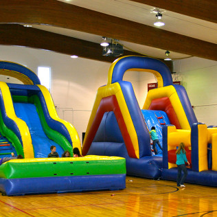 Gym Bounce Houses